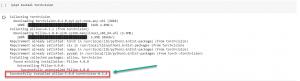 نصب پایتورچ در محیط گوگل کولب